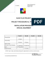 PR808-10 Special Equip Install