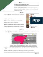 Ficha formativa dataçao absoluta