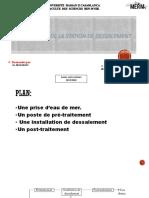 DESCRIPTION DE LA STATION DE DESSALEMENT copie.pptx