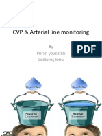 Pic of cvp and arterial line.pptx
