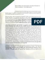 Carta oberta a la jutge María José Hernández