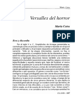Coira - Versalles del horror. Sobre Recuerdo de la muerte de Bonasso.pdf