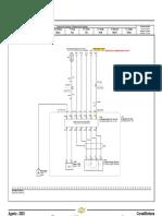GM Corsa 2002 - Direção elétrica - Diagrama elétrico 2