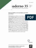 Política 2.0 y la comunicación en tiempos modernos (Publicado en Libro de Universidad de Palermo)