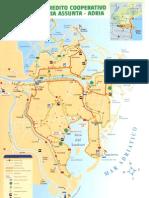Cartina Delta PO