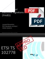 PAdES Technical Overview