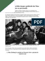 5 adevăruri oribile despre politicile lui Mao Zedong și viața sa personală.docx