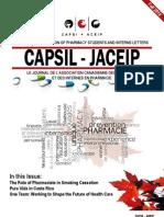 CAPSIL-JACEIP Journal (Fall 2010)