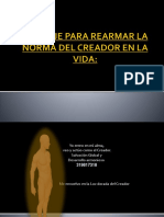 PILOTAJE PARA REARMAR LA NORMA DEL CREADOR EN.ppsx