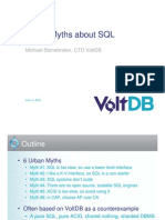 VoltDB-MikeStonebraker-SQLMythsWebinar-060310