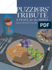 Puzzlers' Tribute - A Feast for the Mind - David Wolfe & Tom Rodgers, Eds.