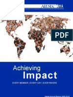 AIESEC Annual Report 2009 2010