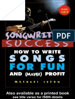 Lydon-Songwriting Success-How To Write Songs For Fun And (Maybe) Profit.pdf
