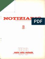 Notiziario UFO - 1967 No 2
