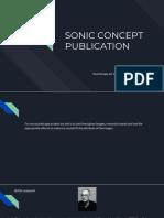 Sonic Concept Publication