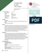 07 WA RS Tech Sheet