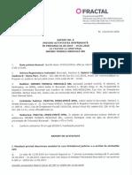 6637_Inform Tehnica Medicala_Raport Art. 59 Septembrie 2019_februarie 2020