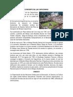 CONVENTO DE LAS CAPUCHINAS.docx