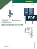 BIS Rail Junction Assembly - G 20 35 (RU)
