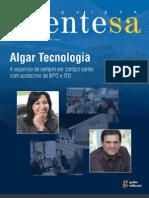 Especial Algar Tecnologia - Parte Integrante da Revista ClienteSA edição 98 - Outubro 10