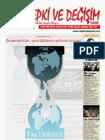 Tepki ve Değişim Dergisi 35. sayı