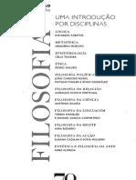 livro. Filosofia - uma introdução por disciplinas - 2 METAFISICA.pdf