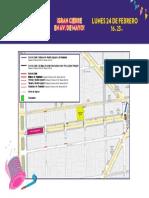 Carnaval 2020 Mapa de Cortes Av. de Mayo-2