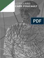 Dimenticare Foucault - Jean Baudrillard