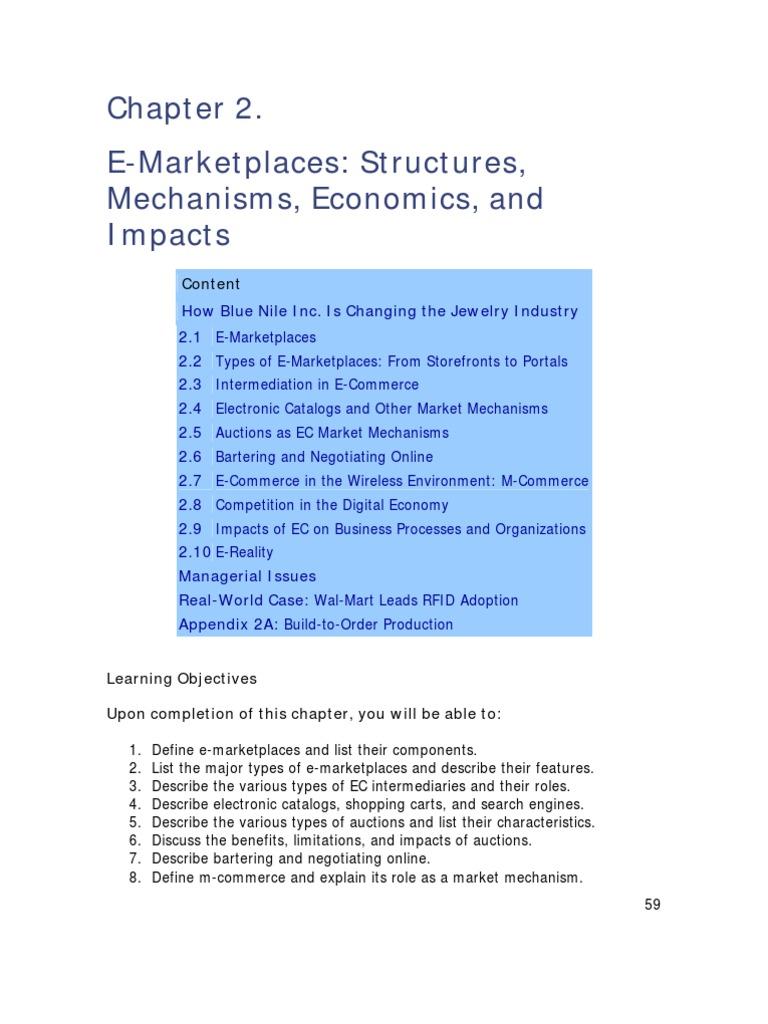 E Marketplaces E Commerce Retail