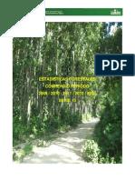Anuario Estadístico 2009 2013 Forestal