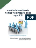 Unidad 1. Recurso 1. Texto. La Administración de Ventas y su impacto en el siglo XXI.pdf