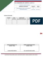 PE-OP-CIS-011 Procedimiento Para la Aplicación de Impermeabilizantes
