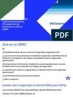 Gestión de la Seguridad Operacional para los proveedores en tierra (GSP)