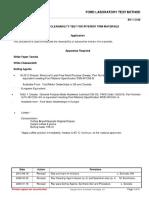 FORD FLTM BN 112-08 SOILING & CLEANABILITY