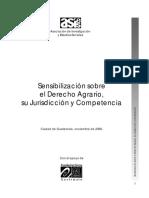 DERECHO AGRARIO I PARTE