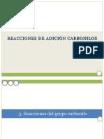 Reacciones de adición al grupo carbonilo principal.ppt
