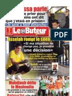 LE BUTEUR PDF du 07/12/2010