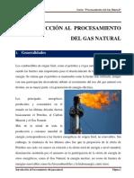 1. Introducción Al Procesamiento Del Gas Natural