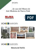 Estudio de caso del Museo de Arte Moderno