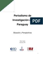 PERIODISMO DE INVESTIGACION