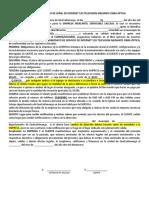 CONTRATO DE COMO DATO SERVICIO DE INTERNET Y CABLE