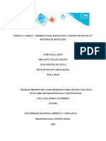TERMINOLOGIA RADIOLOGICA, EQUIPOS DE RAYOS X PROYECCIONES Y POSICIONES