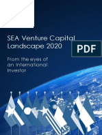White Star Capital South East Asia Venture Capital Landscape 2020