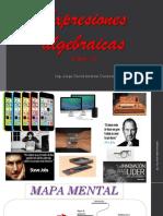 TEMA 1 EXPRESIONES ALGEBRAICAS PARTE II