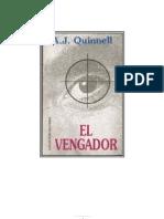 El Vengador - A.J. Quinnell
