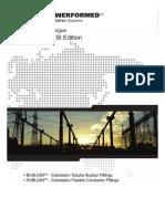Catalogo Subestaciones Electricas