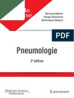 Livre de l'Interne - Pneumologie