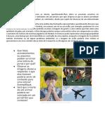MEIO AMBIENTE - Notícia 6º Ano