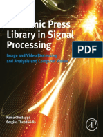 (Academic Press Library in Signal Processing 6) Rama Chellappa, Sergios Theodoridis - Image and Video Processing and Anal (1).docx