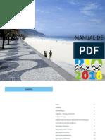 Manual de Identidade Rio 2016
